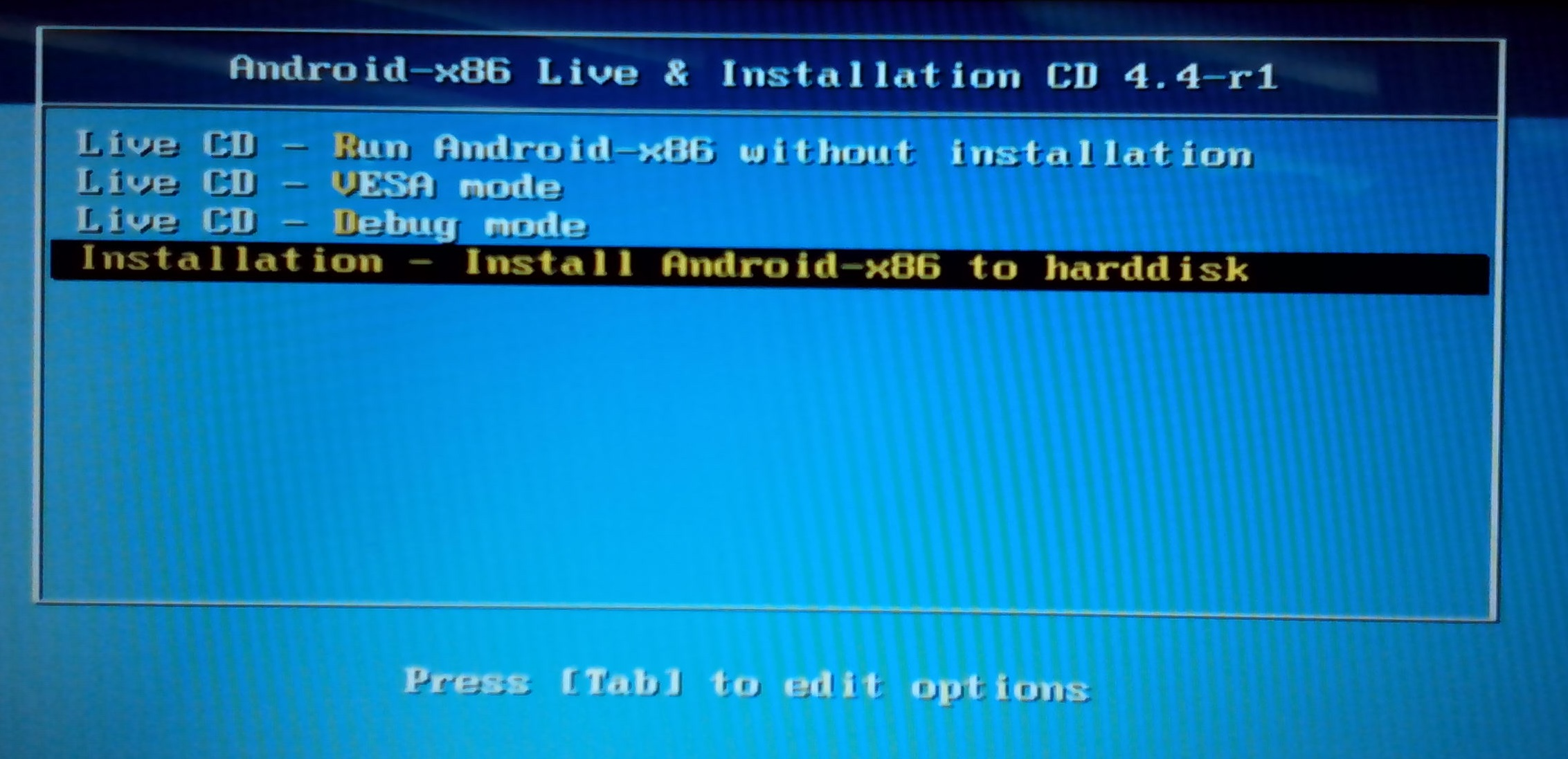 Cara Instal OS Android 4 4 dual boot dengan Windows 7 | Hendla